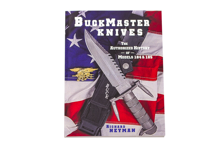 BuckMaster Knives Book by Richard Neyman