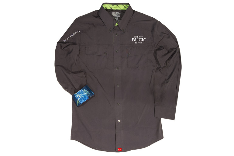 Men's HUK Fishing Shirt